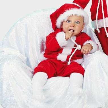 Foute baby kerstpakje kleding