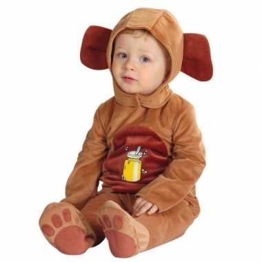 Foute beren pakje voor baby's kleding