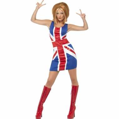 Foute britse vlag jurkje kleding