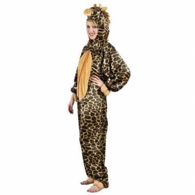 Foute canaval onesie giraffe dames kleding