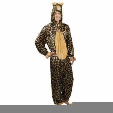 Foute canaval onesie giraffe heren kleding