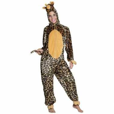 Foute canaval onesie giraffe kinderen kleding