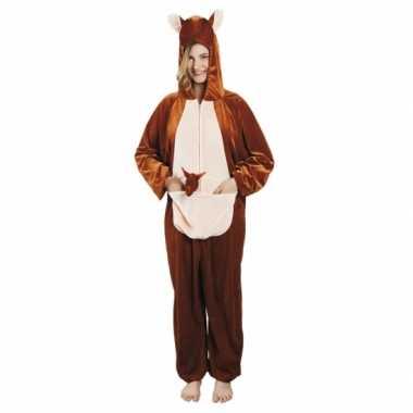 Foute canaval onesie kangoeroe dames kleding