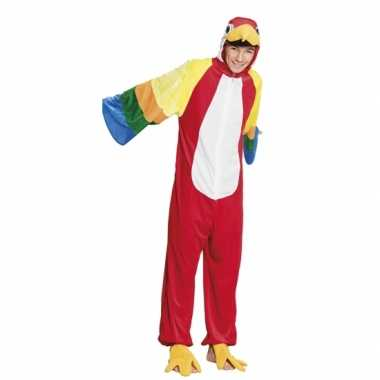Foute canaval onesie papegaai kinderen kleding