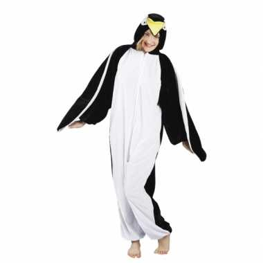Foute canaval onesie pinguin dames kleding