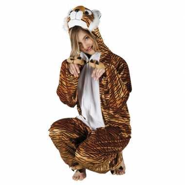 Foute canaval onesie tijger dames kleding