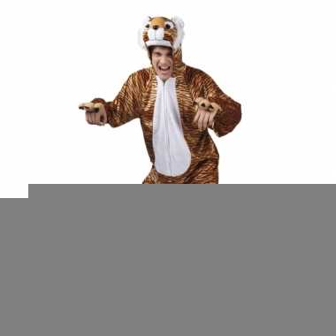 Foute canaval onesie tijger heren kleding