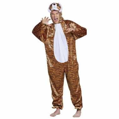 Foute canaval onesie tijger kinderen kleding