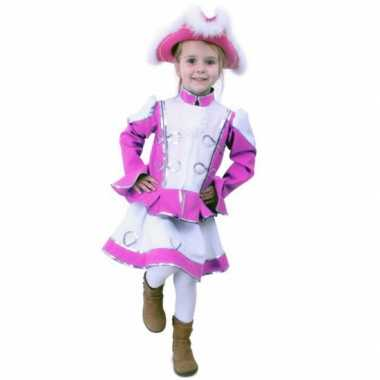 Foute carnaval dansmarieke voor meisjes kleding