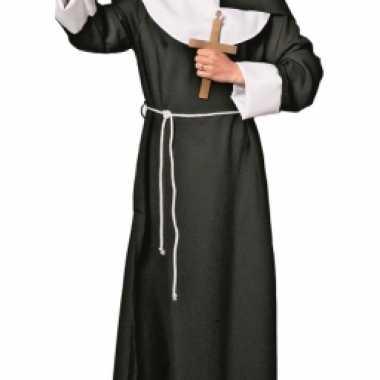 Foute carnaval nonnen jurk dames kleding