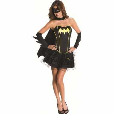 Foute carnaval superheld batman suit dames kleding