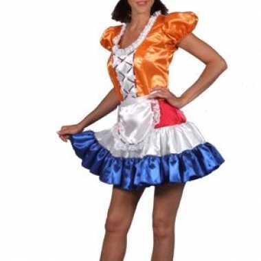 Foute dames hollands meisje jurk kleding