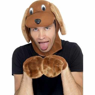 Foute dieren set hond kleding