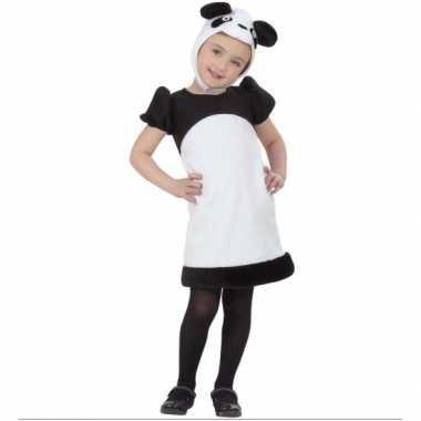 Foute dierenpakje pandabeer voor meiden kleding