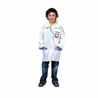 Foute doktersjas voor kids met stethoscoop kleding