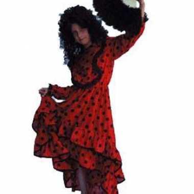 Foute flamenco jurk meiden kleding