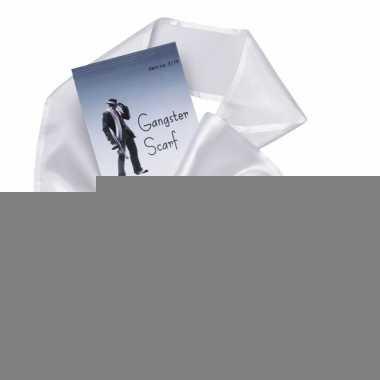 Foute gangster sjaaltje voor heren kleding