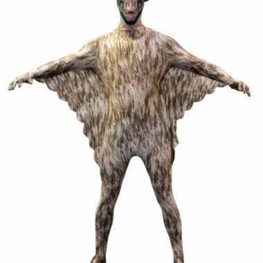 Foute halloween vleermuis kids morphsuits kleding