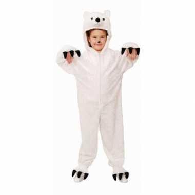 Foute ijsbeer pak voor kinderen kleding