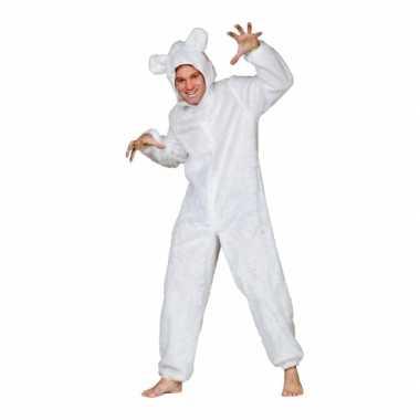 Foute ijsberen pakje voor volwassenen kleding