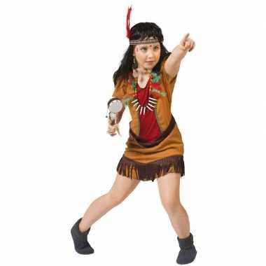 Foute indianen jurkje voor meisjes kleding