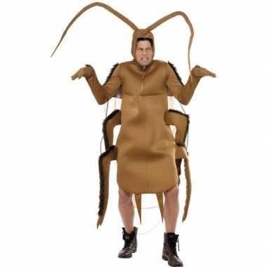 Foute kakkerlak pak kleding
