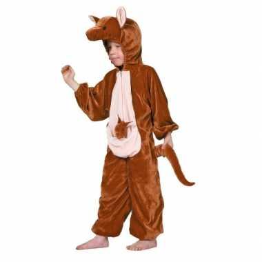 Foute kangoeroe met buidel pak voor kinderen kleding