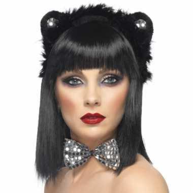 Foute katten carnavalsaccessoires kleding
