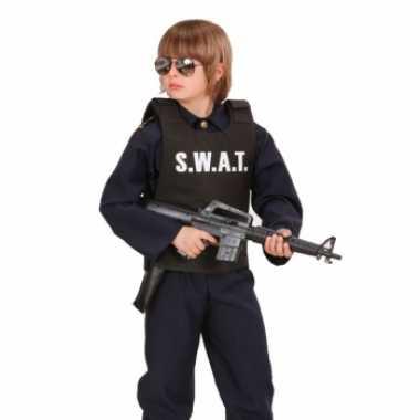 Foute kinder s.w.a.t. vest kleding