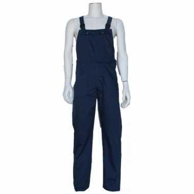 Foute kinder tuinbroeken navy kleding