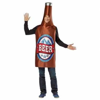 Foute kleding bier flesje