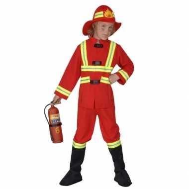Foute kleding brandweer kinderen