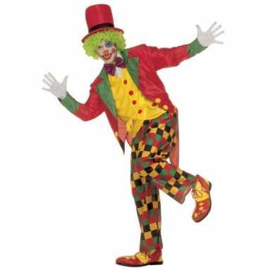 Foute kleding clown volwassenen