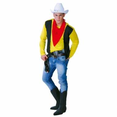 Foute kleding cowboy voor mannen