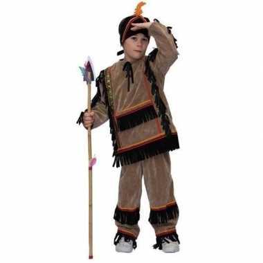 Foute kleding indiaan kinderen