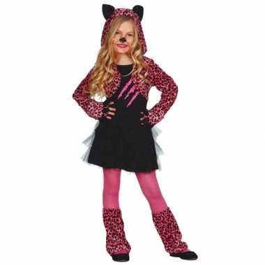 Foute kleding katten jurkje kids