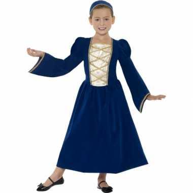 Foute kleding middeleeuws prinses jurkje