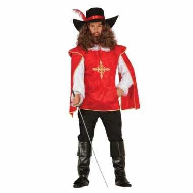 Foute kleding musketier