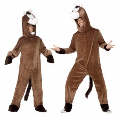 Foute kleding paard voor volwassenen