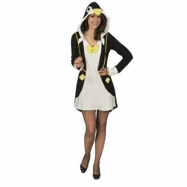 Foute kleding pinguin voor dames