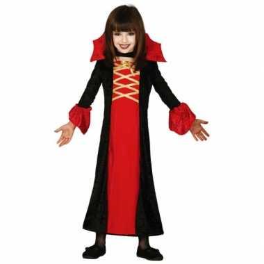 Foute kleding vampieren jurk meisjes