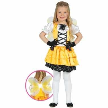 Foute kleding vlinder foute kleding geel