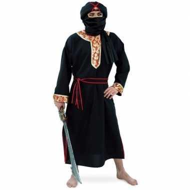 Foute kleding woestijn strijders