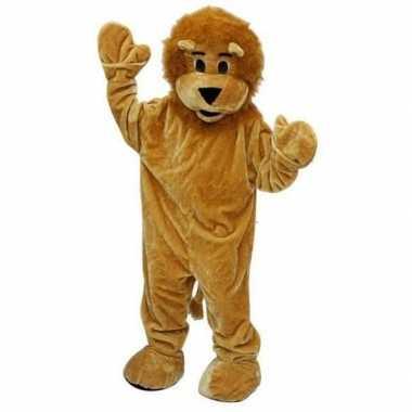 Foute leeuwenpakken van pluche kleding