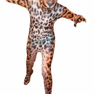 Foute luipaarden morphsuits voor kids kleding