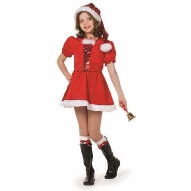 ba620df12dd735 Foute luxe kerst jurk voor meisjes kleding