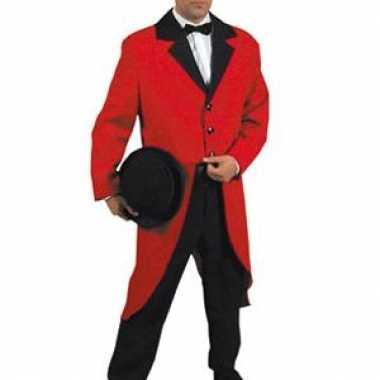 Foute luxe slipjas circus directeur kleding