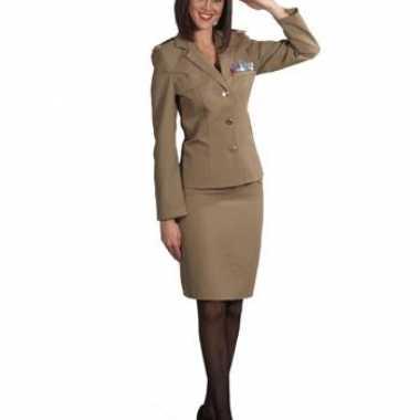 Foute militair pakje voor dames kleding