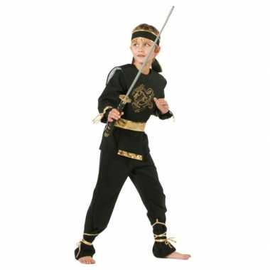 Foute ninja pak kinderen kleding