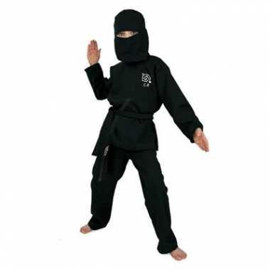 Foute ninja pak voor kinderen kleding